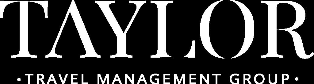 Taylor logo white